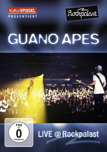 Guano Apes - Live at Rockpalast - KulturSPIEGEL Edition [Edizione: Germania]