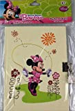 Minnie Mouse Cream And Pink Secret Lockable Diary Set