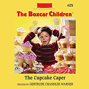 The Cupcake Caper Audiobook