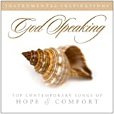 God Speaking: Top Contemporary Songs of Hope & Comfort [CD]
