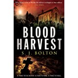 Blood Harvestby S.J. Bolton
