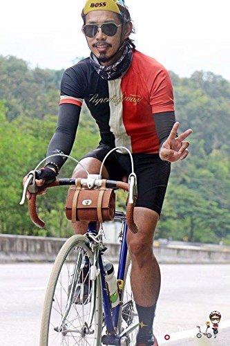 Hazel Design - Vintage Bicycle Saddle Tools Bag 2