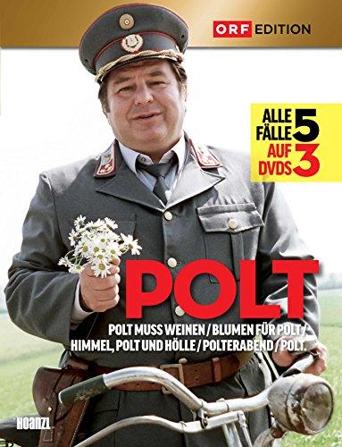 Polt: Folge 1-5 [3 DVDs]