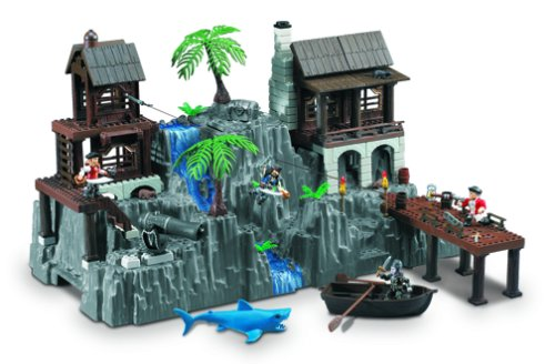 Mega Bloks Pirates of the Caribbean Dead Man's Chest