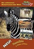 DVD Cover 'Namibia & Weite erleben