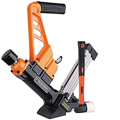 Freeman PDX50C 3-in-1 Flooring Cleat Nailer and Stapler