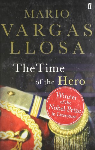 The Time of the Hero Paperback