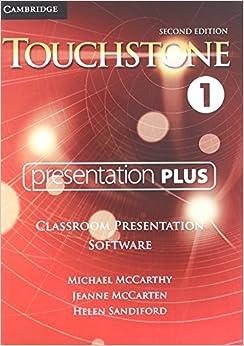 Touchstone Level 1 Presentation Plus Michael Mccarthy
