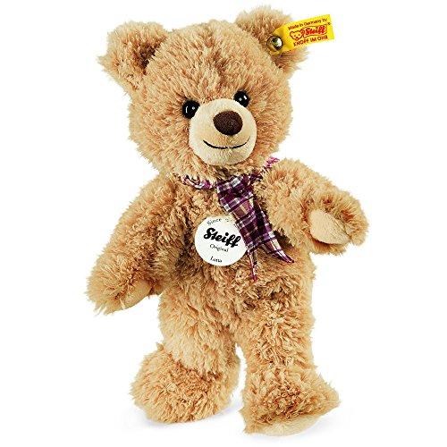 Steiff 022951 - Teddybär Lotta, Plüschtier, 24 cm, beige
