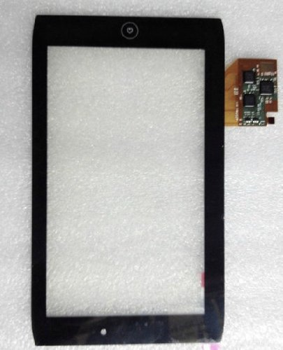 Usa Shipping-- Touch Screen Digitizer Glass Front Panel Touchpad Touchpanel Touchscreen Replacement Repair Parts For Acer Iconia Tab A100 A101 front-367087