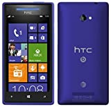 HTC 8X Windows 8 AT&T Phone (8GB) - Blue Color - UNLOCKED - NO...