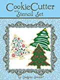 Christmas Tree Cookie Cutter And Stencil Set by Designer Stencils