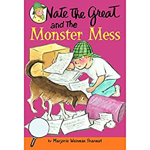 Nate the Great and the Monster Mess Audiobook