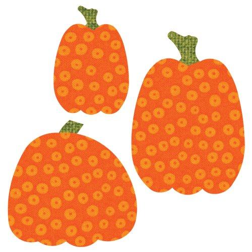 Accuquilt Go Fabric Cutting Dies It Fits, Pumpkins front-770222