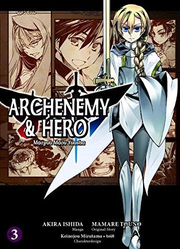 Archenemy & Hero, Band 3