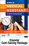 img - for Medical Assisting Online for Kinn's The Medical Assistant (Access Code, Textbook, and Study Guide & Checklist Package) with ICD-10 Supplement: An Applied Learning Approach, 12e book / textbook / text book