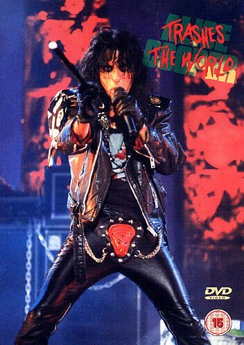 Alice Cooper Trashes the World [DVD] [Import]
