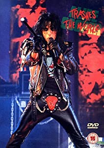 Alice Cooper: Trashes The World [DVD] [2004]