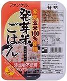 神明 ファンケル発芽米ごはん (160g×1P×24個) / 神明