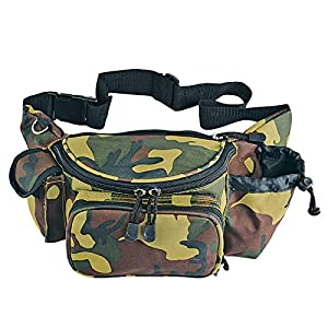 X2 Premium Gift Set for Christmas & Holiday for Dad Gift for Grandpa for Brother for Friend Gift for Papa Gift for Outdoorsman Hiker Camper Hunting Trip Best Gift Combination with Hunting Knife & Fire Starter, Camouflage Waist Fanny, Survival Whistle Gift