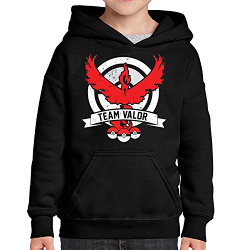 Pokemon-Go-Team-Valor-Sudadera-Capucha-Kids-Black-14