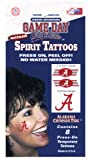 NCAA Alabama Crimson Tide Tattoo Waterless at Amazon.com