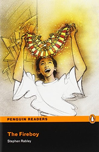 Penguin Readers ES: Fireboy, The Book & CD Pack: Easystarts (Pearson English Graded Readers)