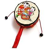 Buytra KidiBeats Kids Drum Set Rattle Drum Spin