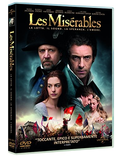 Les Miserables (2013) [Italia] [DVD]