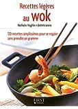 Petit livre de - Recettes légères au wok