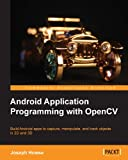 img - for Android Application Programming with OpenCV book / textbook / text book