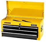 3 DRAWER TOOL CHEST (YELLOW)