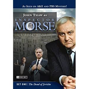 Inspector Morse Set One: Dead of Jericho movie