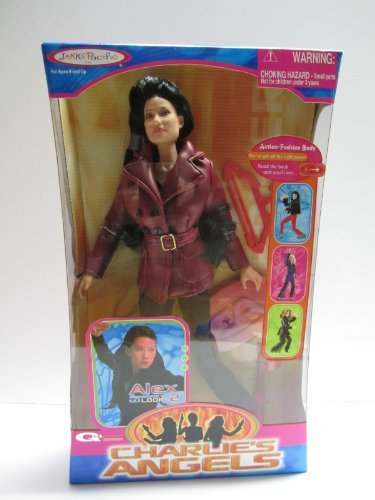 Charlie's Angels Lucy Liu As Alex Doll by Jakks Pacific by Jakks Pacific
