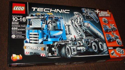 Elizashopping Buy Chep Lego Technic 8052 Container Truck W Motor