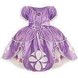 Disney Sofia the First Dress Costume for Girls Small 5 / 6 Sophia