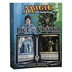 [Best price] Games - Magic the Gathering: Jace Vs. Vraska Duel Deck - toys-games
