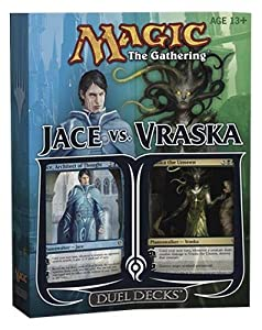 Magic the Gathering: Jace Vs. Vraska Duel Deck