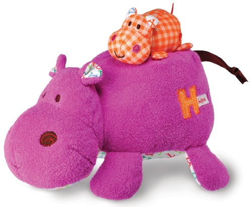 Smarty Kids: H Is For Hippo Mama-Baby Action Musical By Kids Preferred