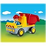 Playmobil - 6732 - Jeu de construction - Conducteur / camion benne basculante
