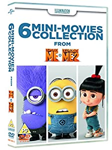 Despicable Me - 6 Mini-Movies Collection [DVD]