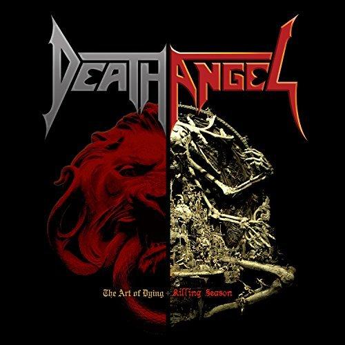 The Art Of Dying/Killing Season (2-CD Digipak) by Death Angel (2013-08-03)