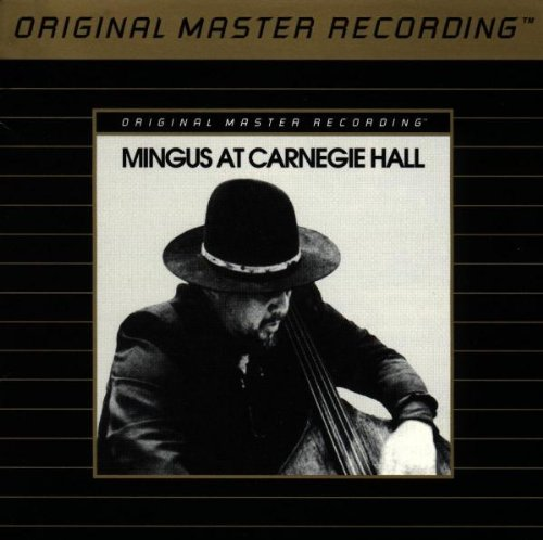 MINGUS AT CARNEGIE HALL [GOLD DISC]