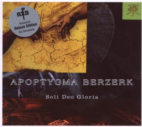 Apoptygma Berzerk - Soli Deo Gloria (Deluxe Edition) - Zortam Music