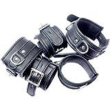 Five Piece Locking Restraints Black