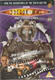 Doctor Who Dvd Files #10 - Series 2 Episodes 5 & 6 - Rise Of The Cybermen Part 1 of 2 & The Age Of Steel Part 2 of 2 - DVD ONLY