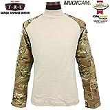 TRU-SPEC トゥルースペック Tactical Response Combat シャツ マルチカム XSサイズ [ウェア&シューズ] [並行輸入品]