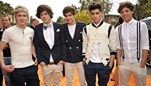 """One Direction PoP Music Group Wall Fabric Poster Print 21x13"""" by greatrateshop"""