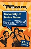 img - for University of Notre Dame 2012 book / textbook / text book