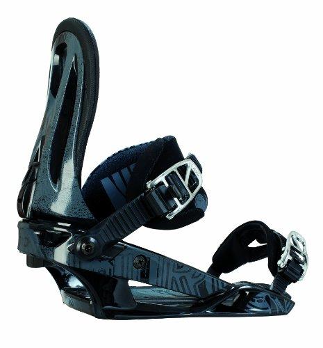 Nitro Snowboards Herren Snowboard Bindung Wizard 14